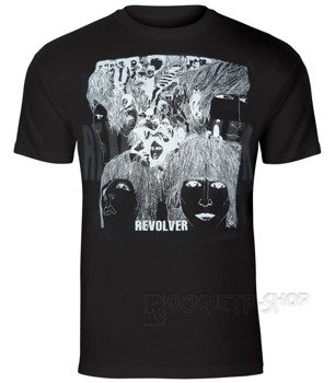 koszulka THE BEATLES - REVERSE REVOLVER