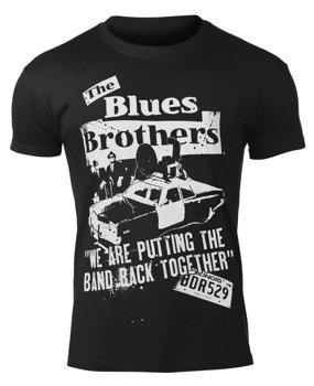 koszulka THE BLUES BROTHERS - BAND BACK TOGETHER