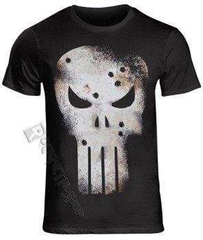 koszulka THE PUNISHER - GUNSHOT SKULL