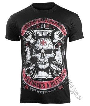 koszulka WEST COAST CHOPPERS - MECHANIC