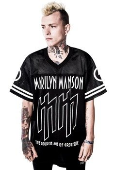 koszulka hokejowa KILL STAR - MARILYN MANSON, KA BOOM