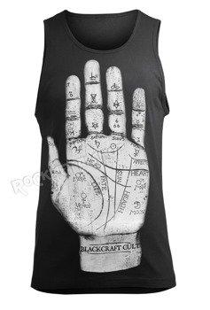 koszulka na ramiączkach BLACK CRAFT - PALM READER