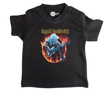 koszulka niemowlęca IRON MAIDEN - FEAR LIVE FLAME