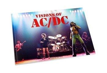 książka VISIONS OF AC/DC (ALAN PERRY), wersja anglojęzyczna