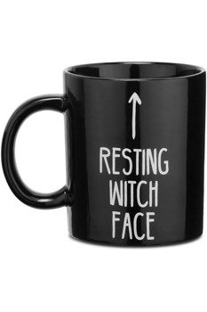 kubek KILL STAR CLOTHING - RESTING WITCH FACE