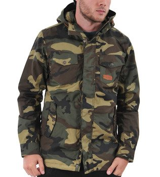 kurtka WEST COAST CHOPPERS - INDUSTRY SUMMER PARKA, JESSE JAMES