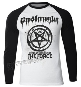 longsleeve ONSLAUGHT - THE FORCE 30TH ANNIVERSARY
