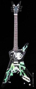 miniaturka gitary PANTERA - DIMEBAG DARRELL: DEAN DIMEBLADE