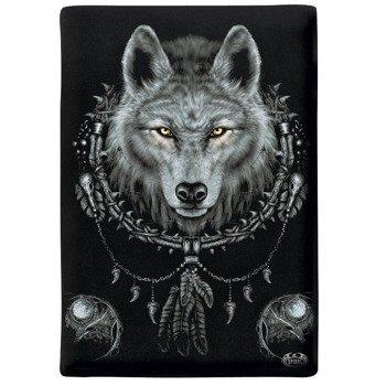 narzuta/koc WOLF DREAMS