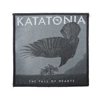 naszywka KATATONIA - FALL OF HEARTS