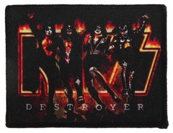 naszywka KISS - DESTROYER