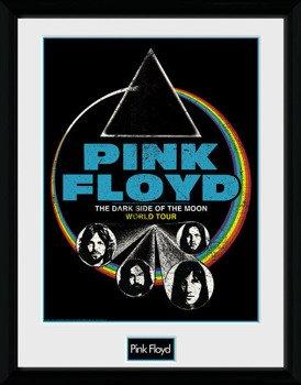 obraz w ramie PINK FLOYD - DSOM WORLD TOUR