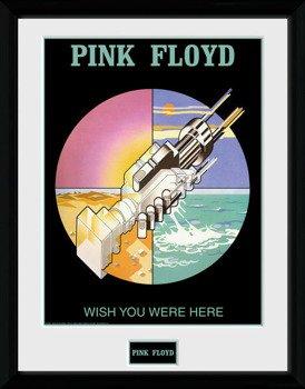 obraz w ramie PINK FLOYD - WISH YOU WHERE HERE 2