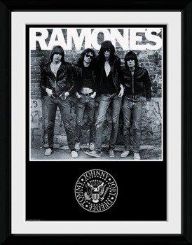obraz w ramie THE RAMONES - ALBUM