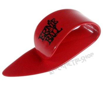 pazurek na kciuk ERNIE BALL RED, średni