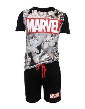 piżama AVENGERS - BIG MARVEL LOGO MALE SHORTAMA
