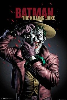 plakat BATMAN COMIC - KILLING JOKE