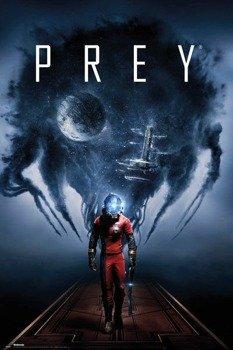 plakat PREY - KEY ART