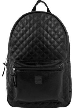 plecak DIAMOND QUILT LEATHER IMITATION BACKPACK