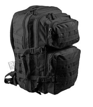 plecak taktyczny US COOPER black, 40 litrów
