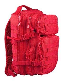 plecak taktyczny US COOPER red, 25 litrów