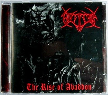 płyta CD: HETZER - THE RISE OF ABADDON (RM666 013)