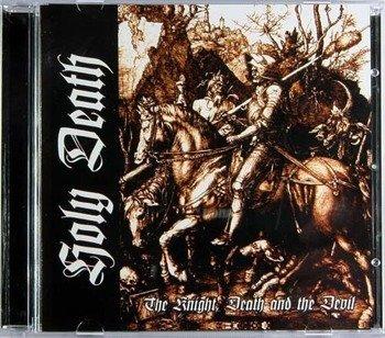 płyta CD: HOLY DEATH - THE KNIGHT, DEATH AND THE DEVIL (FA666 008)