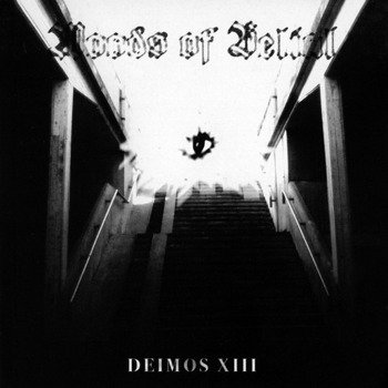 płyta CD: WOODS OF BELIAL - DEIMOS XIII