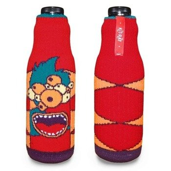 pokrowiec na butelkę/puszkę KIT-RAY - MR RED