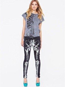 spodnie damskie IRON FIST - WISHBONE
