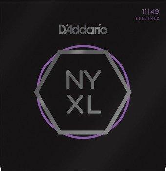 struny do gitary elektrycznej D'ADDARIO NYXL1052 Regular Lite /010-052/