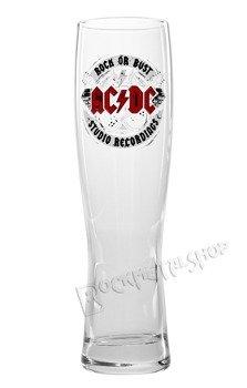 szklanka do piwa AC/DC - ROCK OR BUST