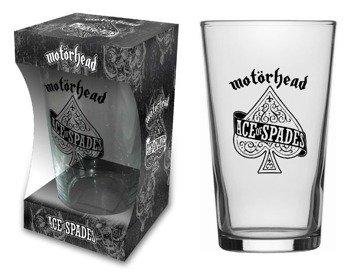 szklanka do piwa MOTORHEAD - ACE OF SPADES