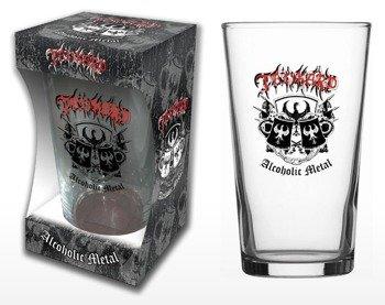 szklanka do piwa TANKARD - ALCOHOLIC METAL