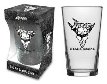 szklanka do piwa VENOM - BLACK METAL