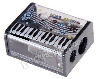 temperówka RAVEN - PIANO czarna