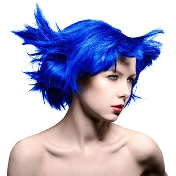 toner do włosów MANIC PANIC AMPLIFIED - SHOCKING BLUE 118ml  5-6 tygodni na włosach