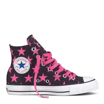 trampki CONVERSE - CHUCK TAYLOR ALL STAR CT HI BLACK CARMIN