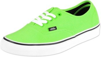 trampki VANS  - AUTHENTIC GREEN FLASH/BLACK