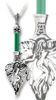 wisior LA FEE ABSINTHE SPOON