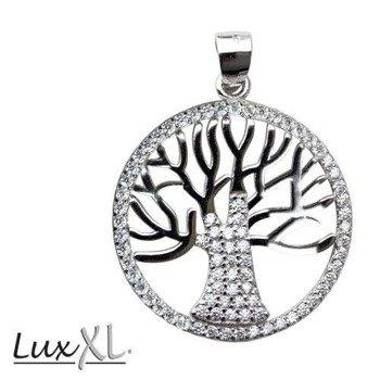 wisior/zawieszka TREE OF LIFE SILVER, srebro 925