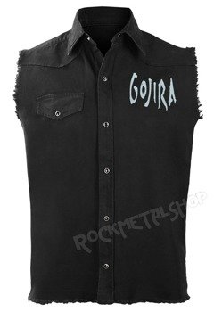 workshirt GOJIRA - MAGMA