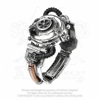 zegarek STEAM POWERED ENTROPY CALIBRATOR