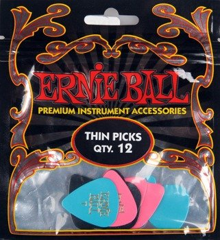 zestaw kostek ERNIE BALL EB 9180 thin