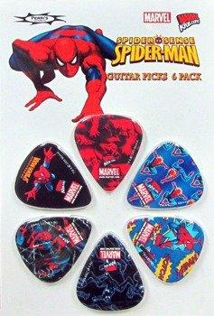 zestaw kostek MARVEL SPIDER-MAN (6 szt.)