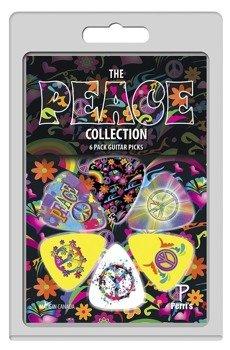 zestaw kostek PERRI'S - PEACE (6 szt)