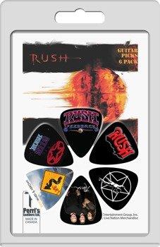zestaw kostek RUSH LP-RU1 (6 szt)