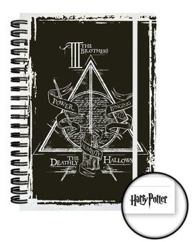 zeszyt HARRY POTTER - DAETHLY HALLOWS GRAPHIC