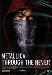 METALLICA: THROUGH THE NEVER (DVD)