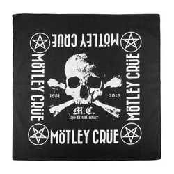 bandana MOTLEY CRUE - THE FINAL TOUR
